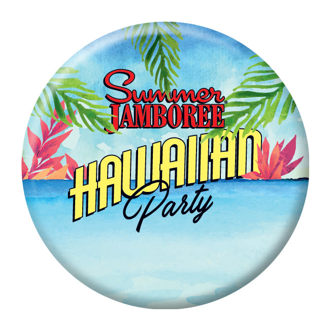 Spilla Hawaiian Party 2019