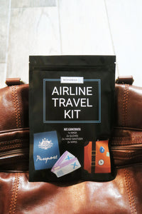 Airline Travel Safety Kit (Long Flight)