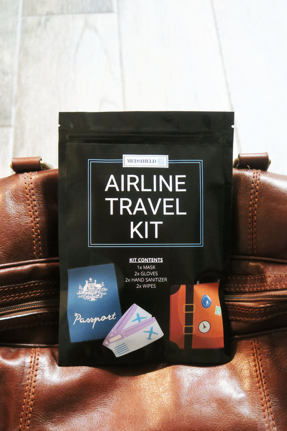 Airline Travel Safety Kit (Short Flight)