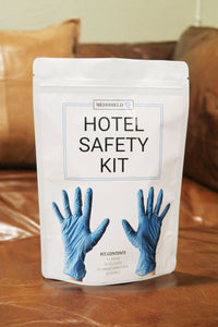 Hotel Travel Safety Kit (5-Night Stay)
