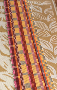 Riverweave Handwoven, Handmade Textile for Your Home Table