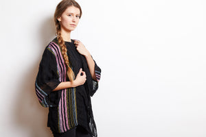 Riverweave Handwoven Jacket / Classic Style and Color