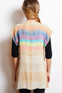 Riverweave Handwoven Top in Tunic Style