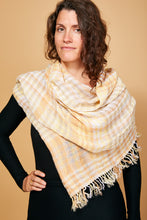 Load image into Gallery viewer, Handwoven Shawl / Scarf