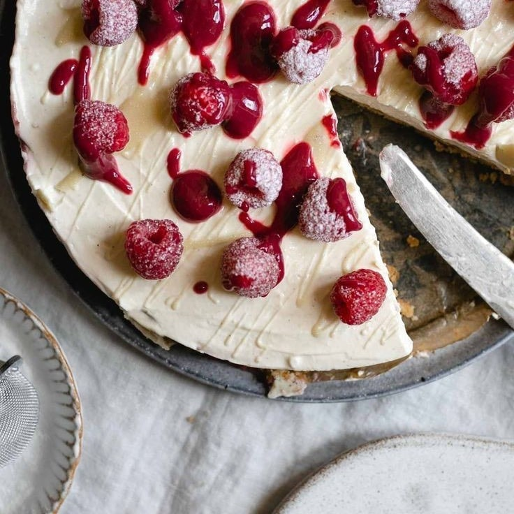 Megan Fairley - Christmas Cheese Cake