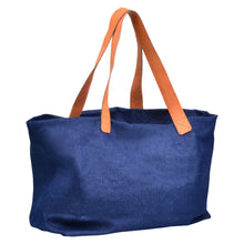 Load image into Gallery viewer, Denim Tote Made in Haiti