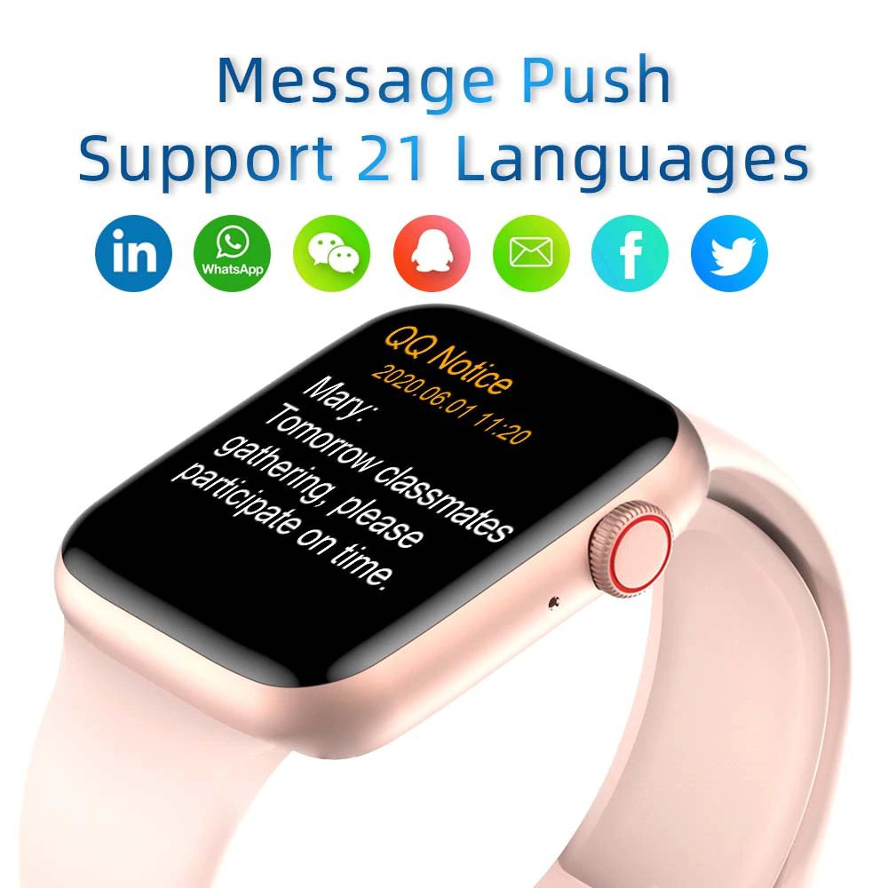 TLL Series 6 upgraded Smart Watch