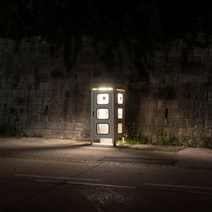 Phone booth - Alex Lafuente