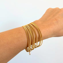 Load image into Gallery viewer, Bella Bracelets in Gold