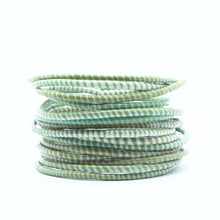 Load image into Gallery viewer, OLIVE GREEN BEACH BANGLES