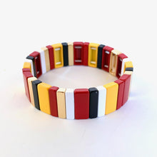 Load image into Gallery viewer, Chiefs Tile Bracelet