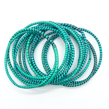 Load image into Gallery viewer, TURQUOISE BEACH BANGLES
