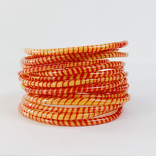 Load image into Gallery viewer, ORANGE BEACH BANGLES