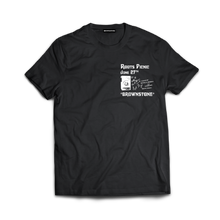 Load image into Gallery viewer, The Roots Picnic T-Shirt - Black