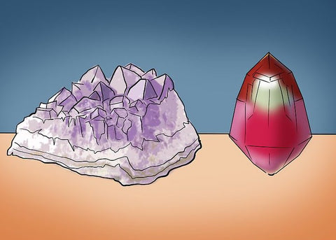 use of crystal