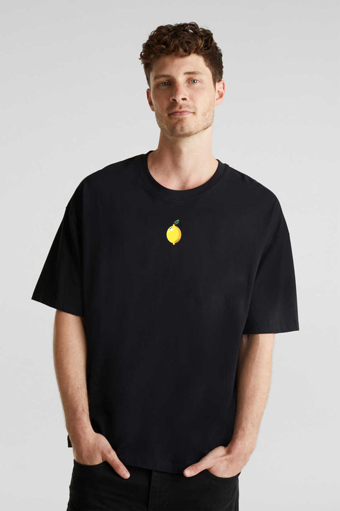 Lemon Shirt zwart