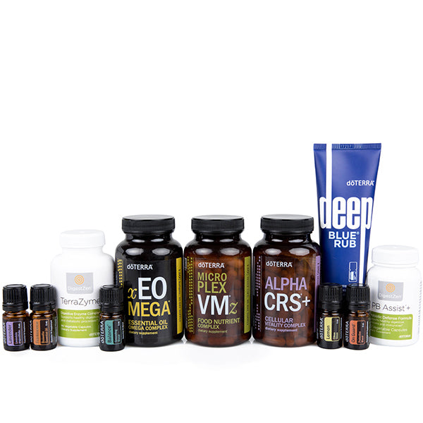 dōTERRA Healthy Habits Kit