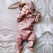 Load image into Gallery viewer, BUNNY BABY ROMPER