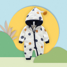 Load image into Gallery viewer, DOTTED SLEEPSUIT