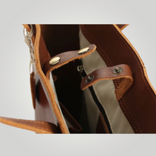Load image into Gallery viewer, AGNES LEATHER TOTE BAG