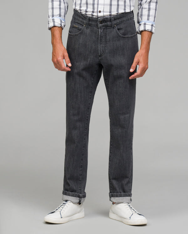 PANTALÓN VAQUERO REGULAR FIT - Etiem