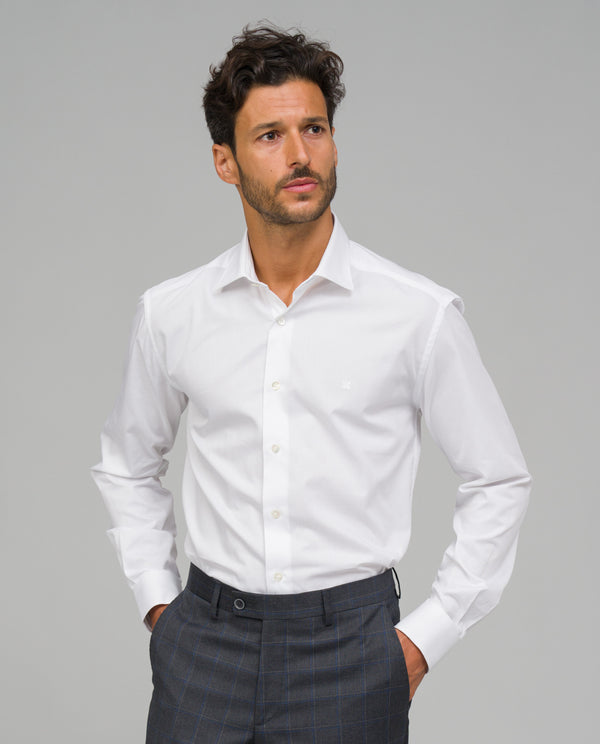 CAMISA DE VESTIR REGULAR FIT - Etiem