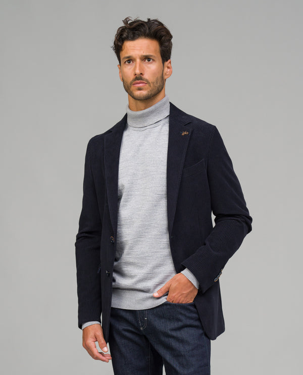 AMERICANA REGULAR FIT EFECTO PANA - Etiem