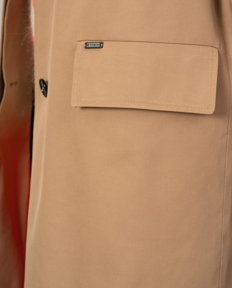 GABARDINA GUARDAPOLVO WATER REPELLENT - Etiem