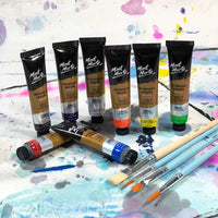 Mini Easel Painting Kit Kits Sandra Vincent Art