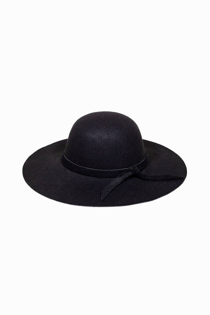 Premium Quality Hat - Black