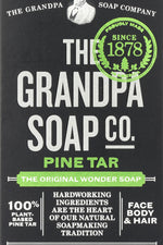 GRANDPA'S: Wonder Pine Tar Soap, 3.25 oz