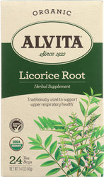 Categories > Food, Groceries > Tea, Herbal > Licorice Root Tea