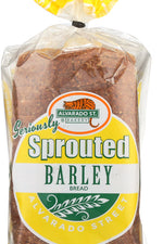 ALVARADO STREET BAKERY: Sprouted Barley Bread, 24 oz