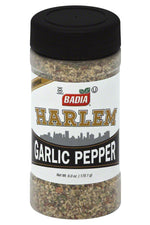 BADIA: Harlem Garlic Pepper, 6 oz