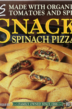 AMYS: Spinach Pizza Snacks, 6 oz