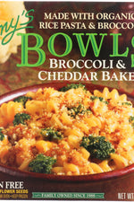AMY'S: Broccoli & Cheddar Bake Bowl, 9.5 oz