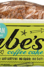 ABES: Coffe Cake Vegan Pound Cake, 14 oz