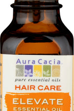 AURA CACIA: Essential Oil Hair Care Elevate 0.5 oz