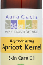 AURA CACIA: Natural Skin Care Oil Rejuvenating Apricot Kernel, 4 Oz