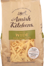AMISH KITCHEN: Wide Egg Noodles, 12 oz
