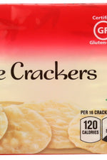 KA ME: Rice Cracker Sesame Gluten Free, 3.5 oz