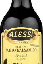 ALESSI: Balsamic Vinegar Aged 8.5 oz