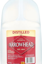 ARROWHEAD: Mountain Spring Distilled Water, 1 Gallon