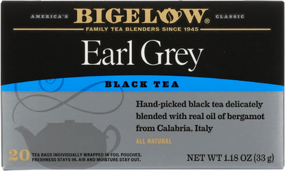 Categories > Food, Groceries > Tea, Herbal > Earl Grey Tea