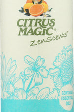 CITRUS MAGIC: ZenScents Aromatherapy Spray Air Freshener Clarity, 8 oz