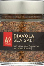 AG FERRARI: Diavola Seasoning Salt, 6 oz