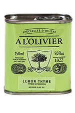 A LOLIVIER: Oil Olive Lemon Thyme, 5.0 fo