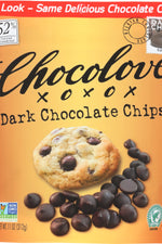 CHOCOLOVE: Dark Chocolate Chips, 11 oz
