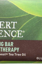 DESERT ESSENCE: Cleansing Bar Tea Tree Therapy, 5 oz