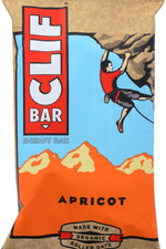 CLIF BAR: Apricot Energy Bar, 2.4 oz